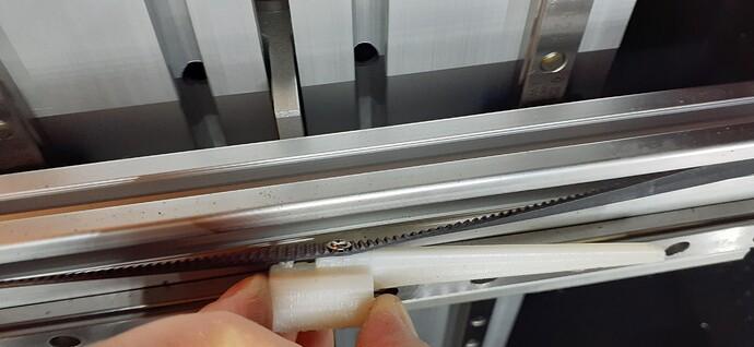 x5 belt adapter