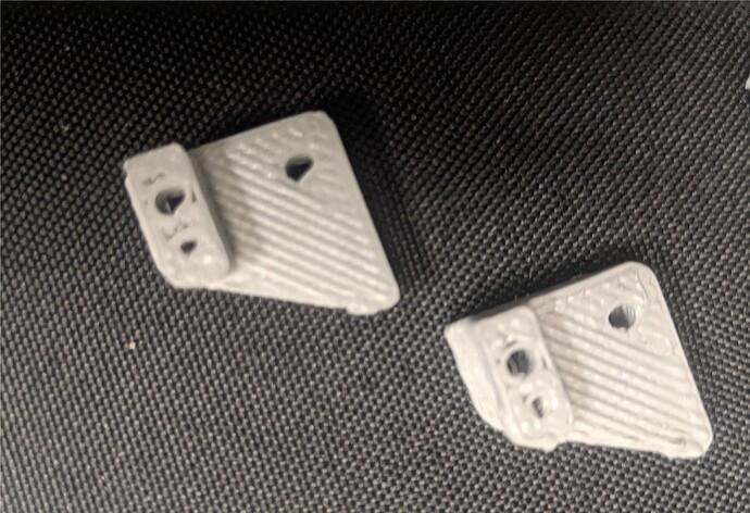 tension plastic holder